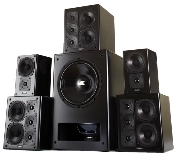 M&K Miller Kriesel Sound 150 Series Speakers Professional Monitoring System