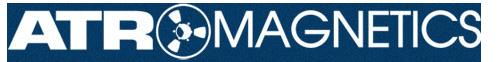 ATR Magnetics Professional Recording Mastering Tape Logo